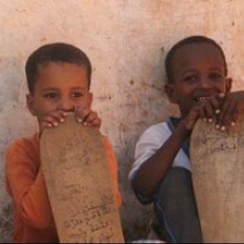 اطفال موريتانيا