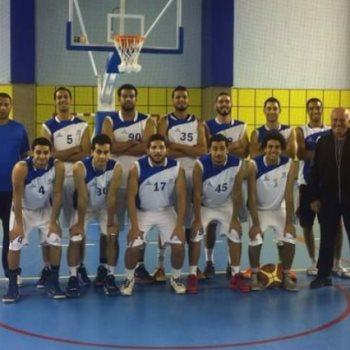 فريق سموحة لكرة السلة