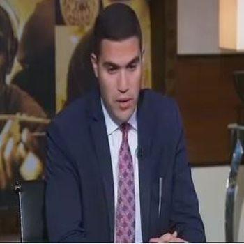 الدكتور عادل عدوى أستاذ العلاقات الدولية بالجامعة الأمريكية بالقاهرة