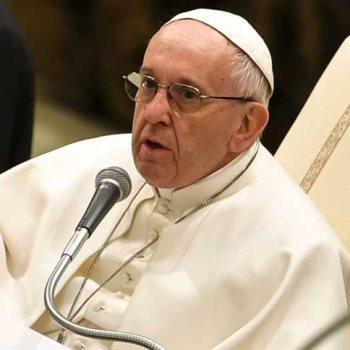 البابا فرانسيس بابا الفاتيكان