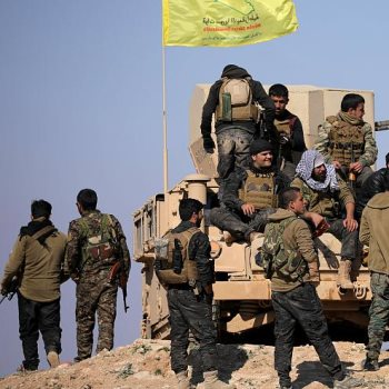 قوات سوريا الديمقراطية - أرشيفية