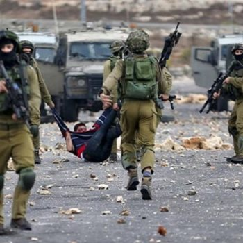 الاحتلال الاسرائيلى