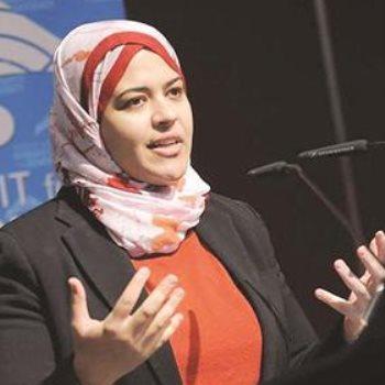 داليا زيادة رئيس المركز المصرى للدراسات الديمقراطية الحرة