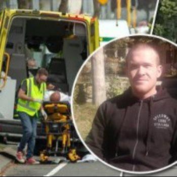 الإرهابى منفذ مذبحة نيوزيلندا