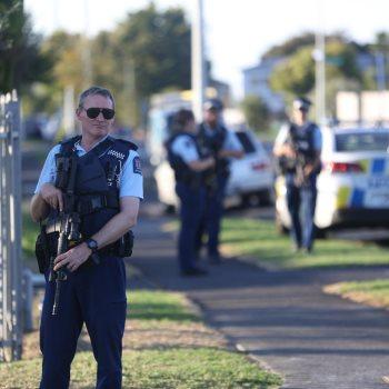 الشرطة النيوزلندية  - أرشيفية