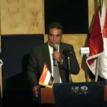 الدكتور عادل عبد الغفار، عميد كلية الإعلام بجامعة النهضة
