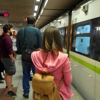 محطة مترو - أرشيفية