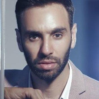 المطرب أحمد الشامى