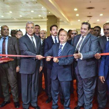 افتتاح معرض القاهرة الدولي في دورته الـ 52