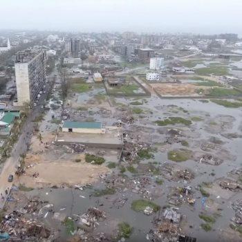 إعصار إيداى