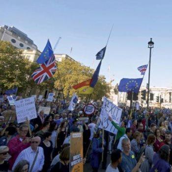 مسيرة بلندن - أرشيفية