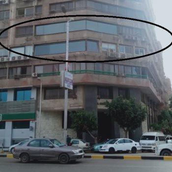 مقر قناه بي بي سي بالقاهره