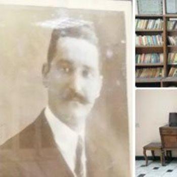 متحف الأديب عباس العقاد بأسوان