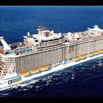 لسفينة سياحية