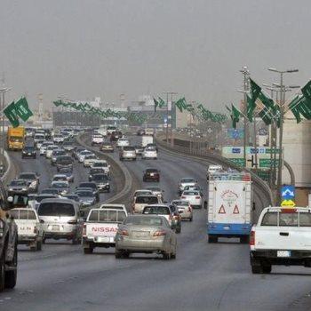 شوارع السعودية - أرشيفية