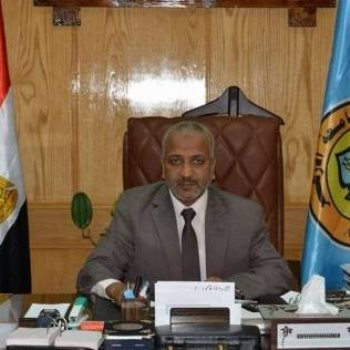 الدكتور أسامة عبدالرؤوف نائب رئيس جامعة الأزهر للوجه القبلى
