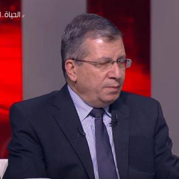 سامى عبد الهادى رئيس صندوق التأمينات الاجتماعية