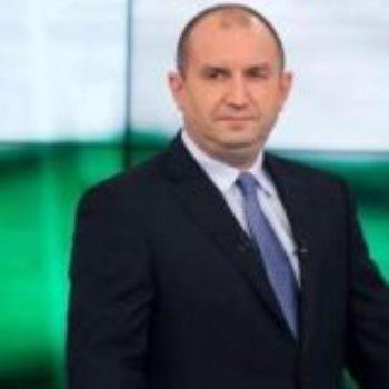الرئيس  البلغارى