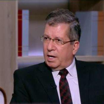 سامى عبد الهادى رئيس صندوق التأمينات الاجتماعية بوزارة التضامن