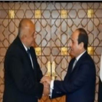 الرئيس عبد الفتاح السيسى ونظيره البلغارى