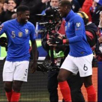 فرنسا ضد آيسلندا