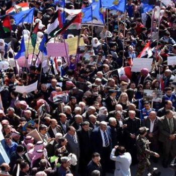 احتجاجات في سوريا - أرشيفية