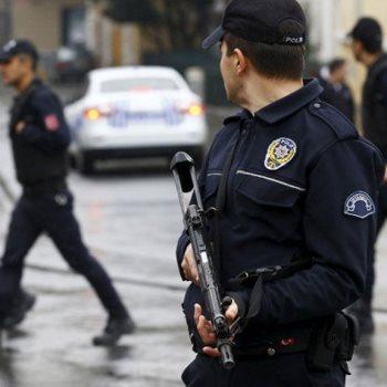 الشرطة التركية