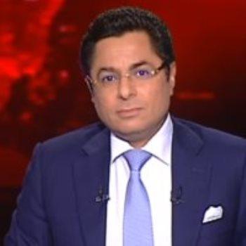 الإعلامي خالد أبو بكر