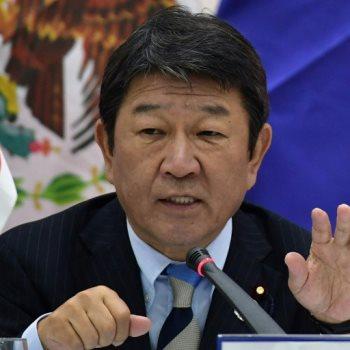 رئيس الاقتصاد اليابانى