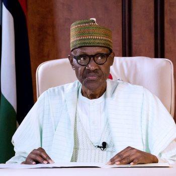 رئيس نيجيريا