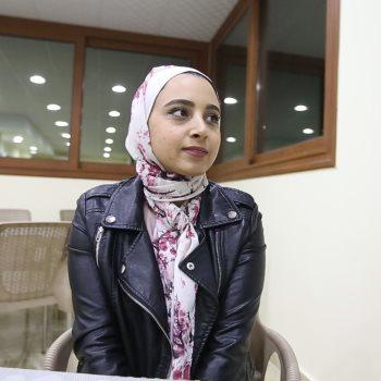 المتابعة الدولية الأردنية ياسمين أبو صلاح