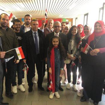 تصويت المصريين فى ميلانو