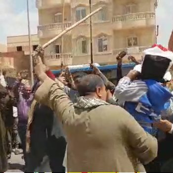 مسيرة حاشدة تجوب شوارع مدينة بدر