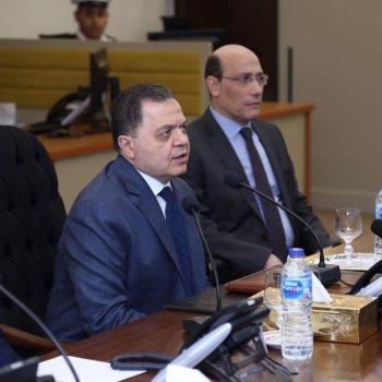 محمود توفيق - وزير الداخلية