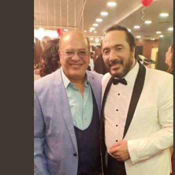 صلاح عبد الله و علي الحجار