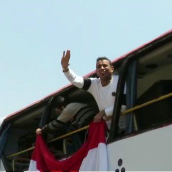 المطرب محمود الليثى يدعو المواطنين للمشاركة فى الاستفتاء