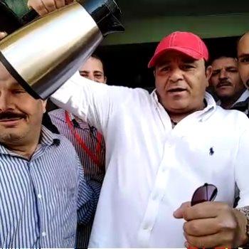 محمد فؤاد أمان لجنة الجامعة العمالية