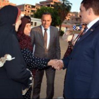 الدكتور علاء عبد الحليم مرزوق محافظ القليوبية