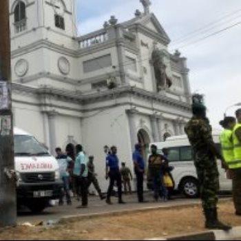انفجارات سريلانكا