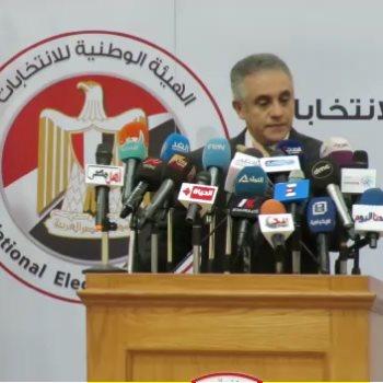 المستشار محمود حلمى الشريف، نائب رئيس الهيئة الوطنية