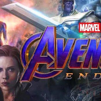فيلم Avengers Endgame كامل العدد