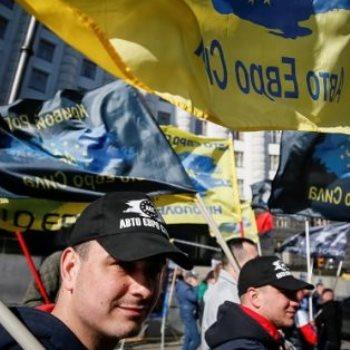 أوكرانيا تدخل في صدام مع صندوق النقد
