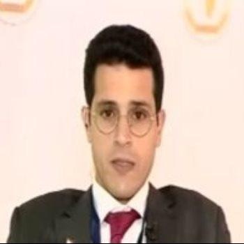 محمد عثمان مدير وحدة حقوق الإنسان بالهيئة العامة للاستعلامات
