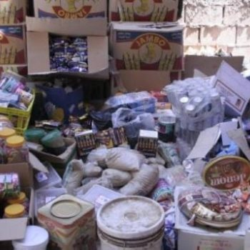 سلع غذائية فاسدة – أرشيفية