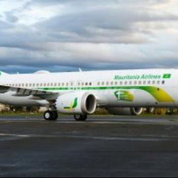 طيران موريتانيا