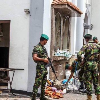 الشرطة السريلانكية