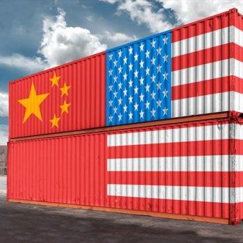 الخلاف بين أمريكا والصين