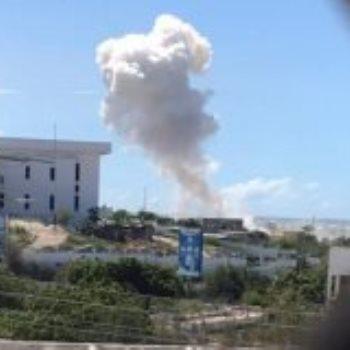 انفجار مقديشيو
