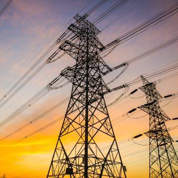 شبكة كهرباء - أرشيقية