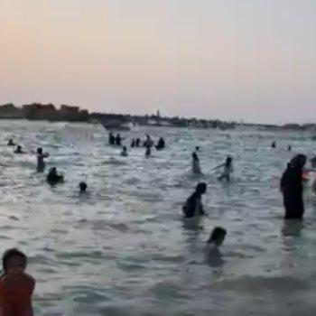 شاطئ الاسكندرية فى جدة